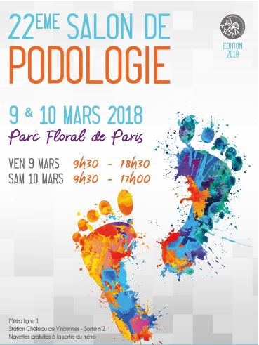 Salon de Podologie 2018