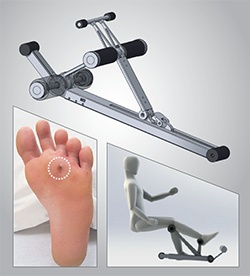 Foot Inspection System