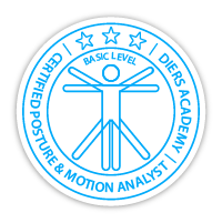 DIERS Certification: Posture & Motion Analysis (Basic)