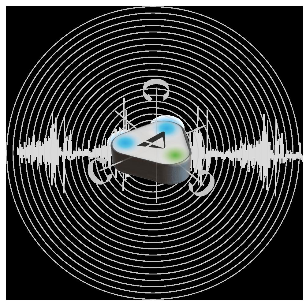 DIERS i-emg: 2in1 Sensor (EMG + Inertial)