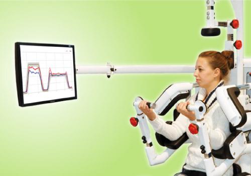 muscle strength biofeed training