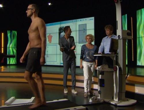 """DIERS bei """"Gesundheit-Die Show"""" (BR)"""