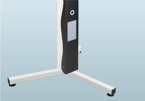 DIERS statico: leg axis camera
