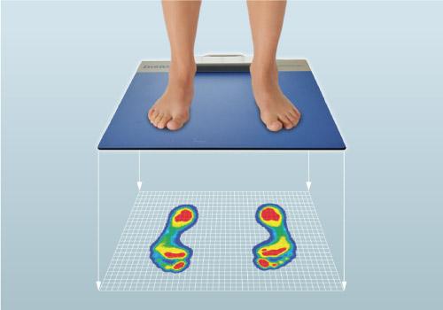 DIERS pedoscan 0.4 (Foot Pressure Plate)