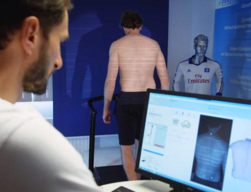 """DIERS 4Dmotion®Lab im NDR: """"Dr. Wimmer – Wissen ist die beste Medizin"""" (Thema: Arthrose)"""