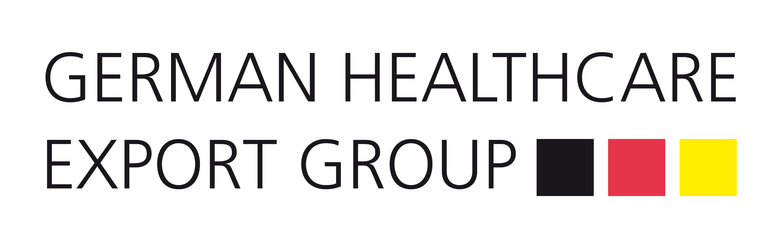 German Healthcare Export Group_Logo