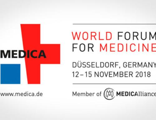 Besuchen Sie uns auf der MEDICA 2018